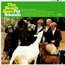 The Beach Boys: Pet Sounds (180g) (mono), LP