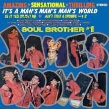 James Brown: It's A Man's Man's Man's World (180g), LP