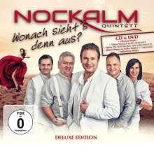 Nockalm Quintett: Wonach sieht's denn aus? (Limited Deluxe Edition), 2 CDs