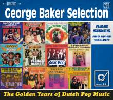 George Baker Selection: The Golden Years Of Dutch Pop Music, 2 CDs