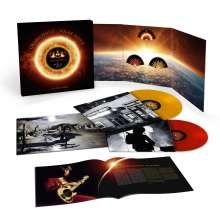 Grobschnitt: Solar Movie Live At Rockpalast (180g) (Limited Edition Boxset) (Red & Orange Vinyl), 2 LPs, 2 CDs und 1 DVD