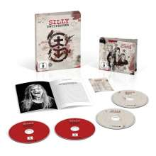 Silly: Wutfänger (Limited-Super-Deluxe-Fanbox), 2 CDs
