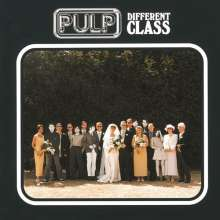 Pulp: Different Class, LP