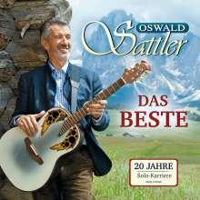 Oswald Sattler: Das Beste, CD