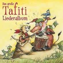 Das Große Tafiti-Liederalbum, CD