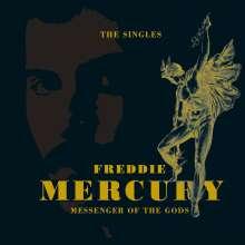 Freddie Mercury: Messenger Of The Gods - The Singles, 2 CDs