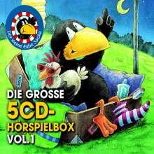 Die Große 5-CD Hörspielbox Vol.1, 5 CDs