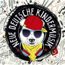 NDK - Neue Deutsche Kindermusik, CD