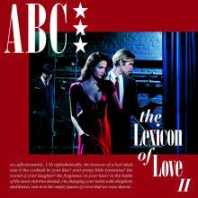 ABC: The Lexicon Of Love II, CD