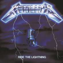 Metallica: Ride The Lightning (Digisleeve) (Remastered 2016), CD