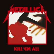 Metallica: Kill 'Em All (remastered), LP