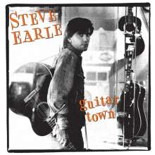 Steve Earle: Guitar Town (30th Anniversary Limited Deluxe Edition), 2 CDs