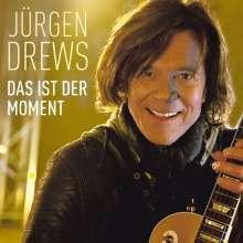 Jürgen Drews: Das ist der Moment (2-Track), Maxi-CD