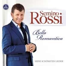 Semino Rossi: Bella Romantica, 3 CDs
