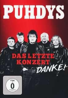 Puhdys: Das letzte Konzert, DVD