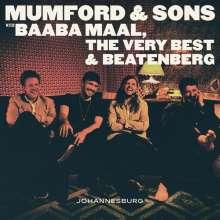 "Mumford & Sons: Johannesburg EP, Single 10"""