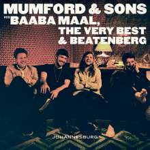 Mumford & Sons: Johannesburg EP, CD