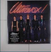 Ultravox: Ultravox! (remastered) (180g) (Limited Edition) (Red Vinyl), LP