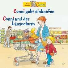 49: Conni Geht Einkaufen/Conni Und Der Läusealarm, CD