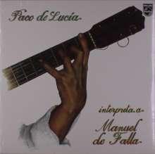 Paco de Lucia (1947-2014): Interpreta A Manuel De Falla, LP