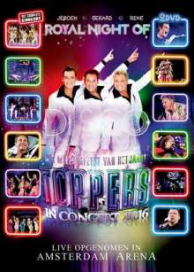 Toppers: Toppers In Concert 2016, 2 DVDs