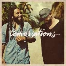 Gentleman & Ky-Mani Marley: Conversations (180g), 2 LPs und 1 CD
