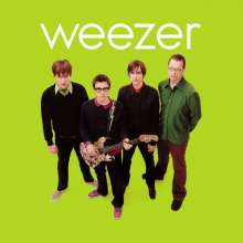 Weezer: Weezer (The Green Album) (180g), LP