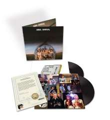 Abba: Arrival (Limited-Edition) (HalfSpeed-Mastering) (45 RPM), 2 LPs