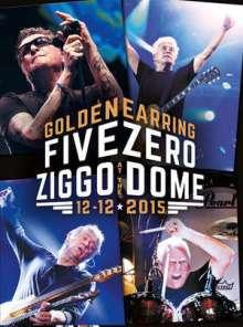 Golden Earring (The Golden Earrings): Five Zero At The Ziggo Dome 2015, DVD