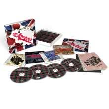 Sex Pistols: Live '76 (Limited Edition), 4 CDs