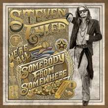 Steven Tyler: We're All Somebody From Somewhere (180g), 2 LPs