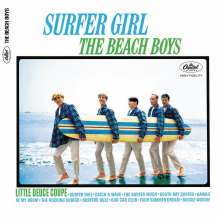 The Beach Boys: Surfer Girl (180g), LP