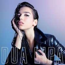 Dua Lipa: Dua Lipa (180g) (Limited Edition) (Rosé Splatter Vinyl), LP