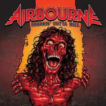 Airbourne: Breakin' Outta Hell, CD