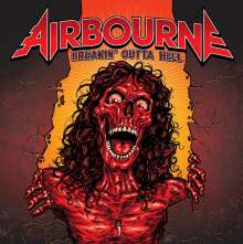 Airbourne: Breakin' Outta Hell, LP