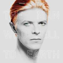 Filmmusik: The Man Who Fell To Earth (180g), 2 LPs