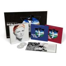 Filmmusik: The Man Who Fell To Earth (Limited-Super-Deluxe-Edition), 2 LPs