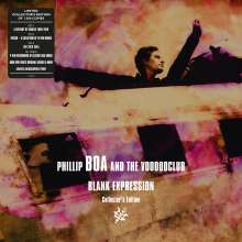 Phillip Boa & The Voodooclub: Blank Expression: A History Of Singles 1986 - 2016 (Limited Collector's Edition), 3 CDs