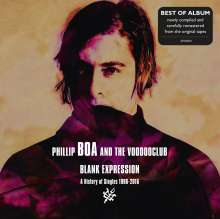 Phillip Boa & The Voodooclub: Blank Expression: A History Of Singles 1986 - 2016, CD