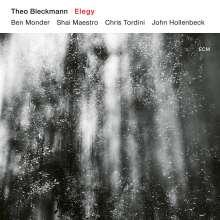 Theo Bleckmann (geb. 1966): Elegy, CD