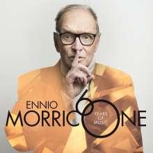 Ennio Morricone (1928-2020): Filmmusik: Morricone 60, 1 CD und 1 DVD