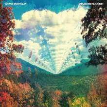 Tame Impala: Innerspeaker (Reissue 2016) (Digisleeve), CD