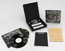 Bastille: Wild World (180g) (Limited Edition), 2 LPs, 1 CD und 1 DVD