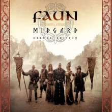 Faun: Midgard (Limited Deluxe Edition), CD
