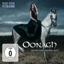 Oonagh: Märchen enden gut (Deluxe Edition), CD