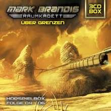 Mark Brandis - Raumkadett. Hörspielbox - Folge 04-06, 3 CDs