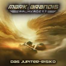 Mark Brandis - Raumkadett 11: Das Jupiter-Risiko, CD
