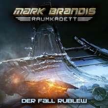 Mark Brandis - Raumkadett 12: Der Fall Rublew, CD