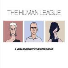 The Human League: A Very British Synthesizer Group (Anthology) (Limited-Edition-Boxset), 3 CDs und 1 DVD