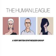 The Human League: A Very British Synthesizer Group (Anthology), 2 CDs